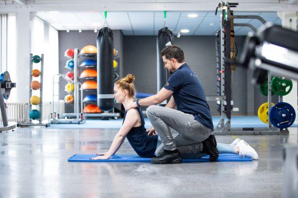 Fysiotherapie Angerlo   FysioKort