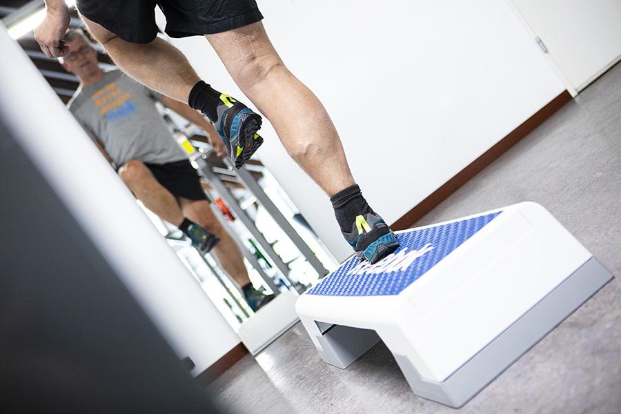 Knieartrose Training | FysioKort Doesburg