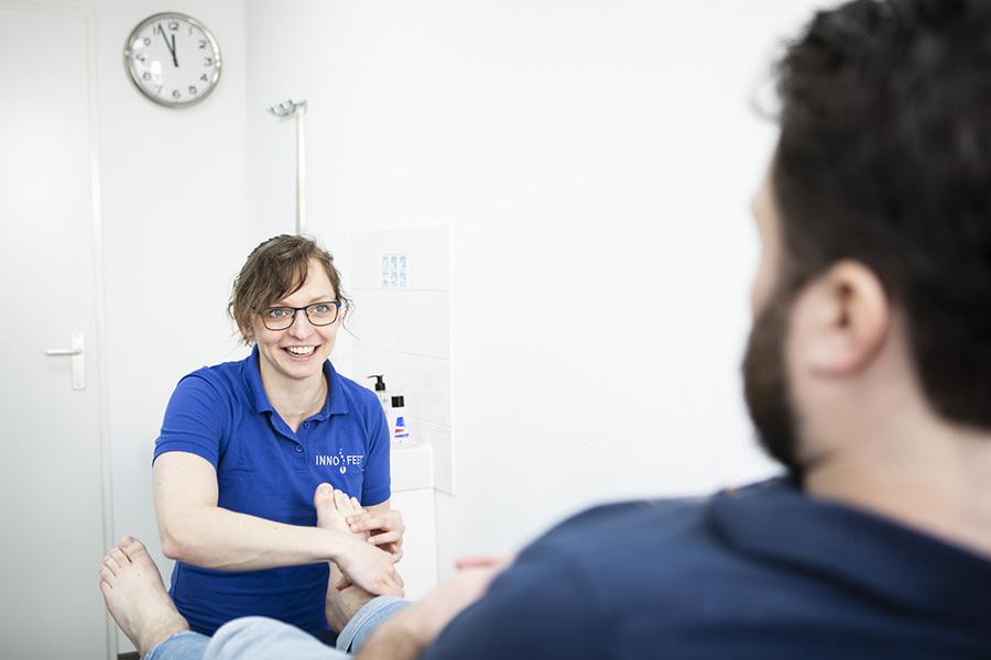 Podotherapie   FysioKort Doesburg
