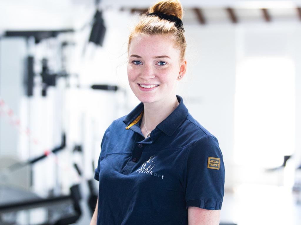 Danique Roza   Medisch Fitness Instructeur   FysioKort