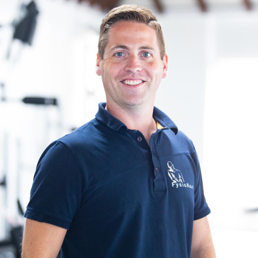 Luuk Klaassen   Sportfysiotherapeut    FysioKort Doesburg