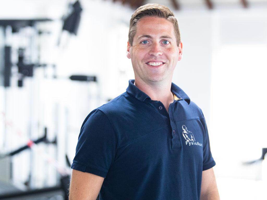 Luuk Klaassen   Sportfysiotherapeut   FysioKort