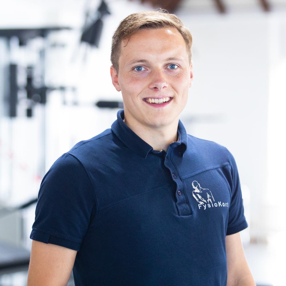 Mark Weijers   Fysio- en Manueel Therapeut    FysioKort Doesburg